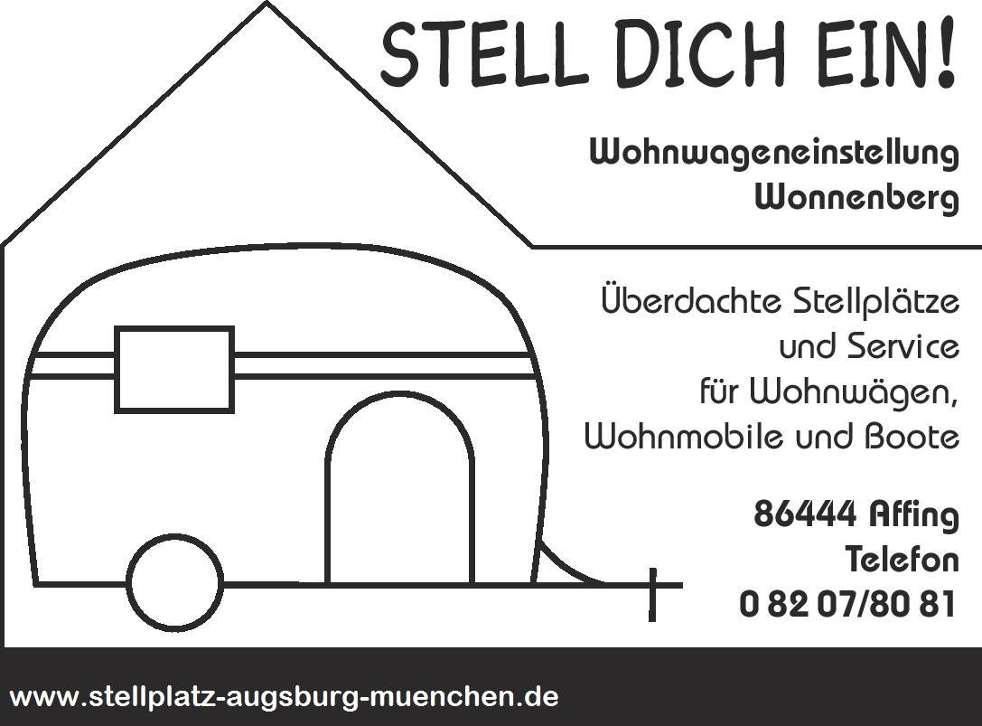 Wonnenberg Wohnwagen neu
